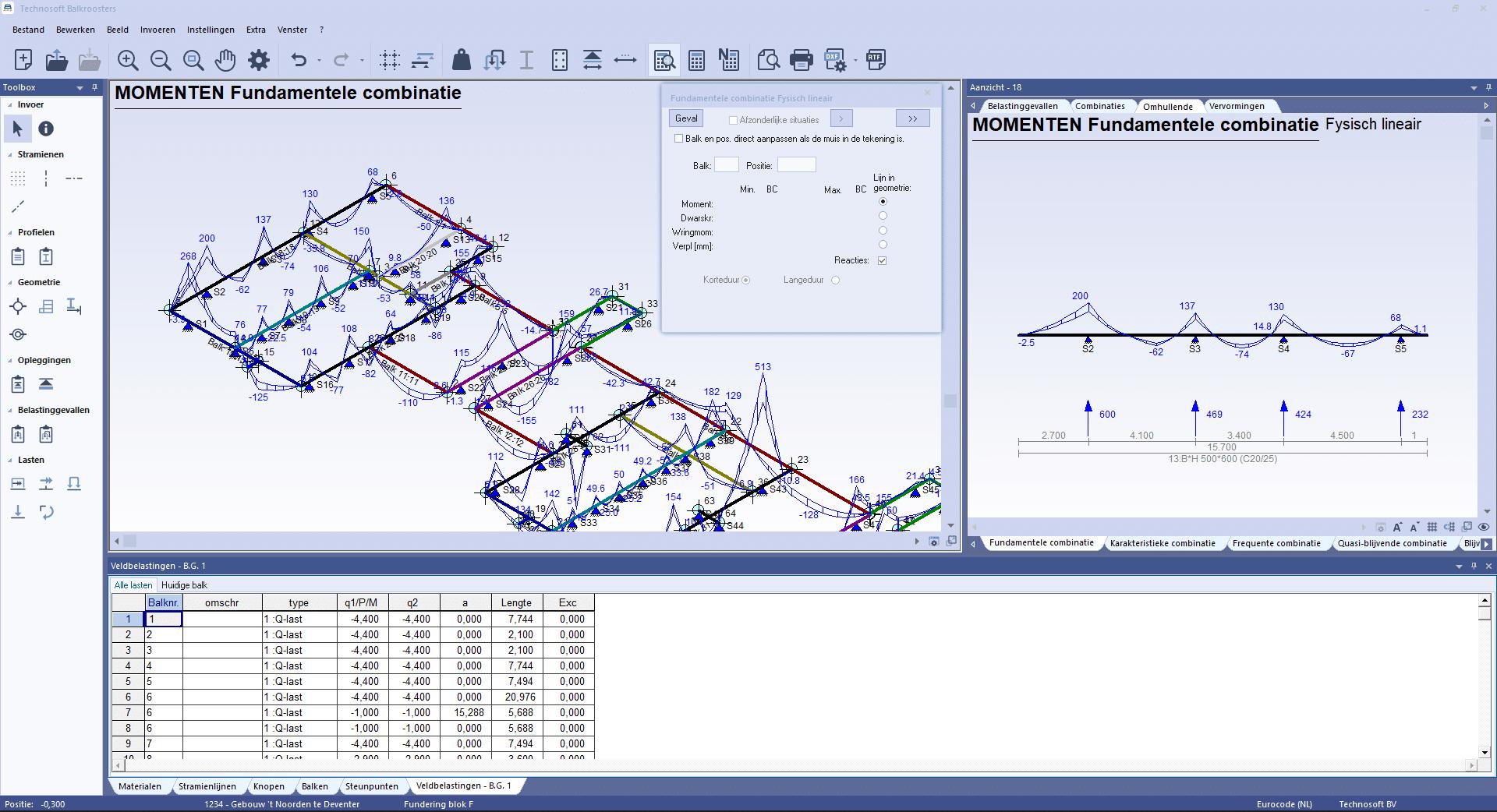 Balkroosters 6-70