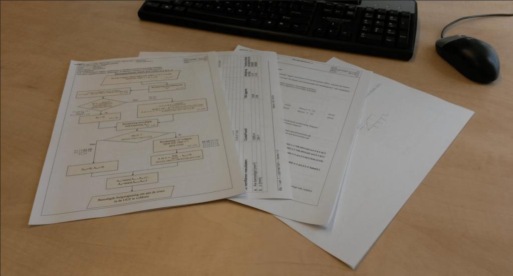 Testset gecertificeerde rekensoftware