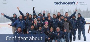 Technosoft sponsort Chisinau marathon