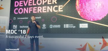 Moldova Developer Conference 2018