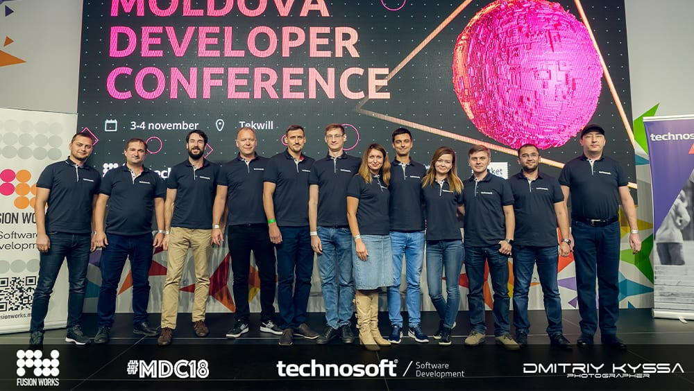 MDC18 Technosoft team