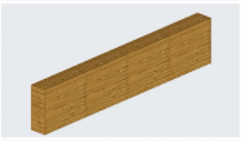 AxisVM houtmodule icoon