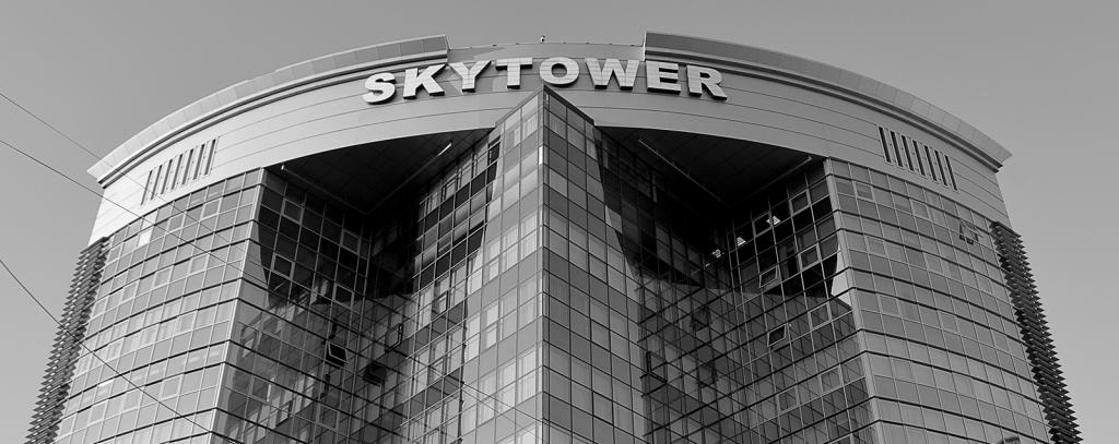 Technosoft Skytower office